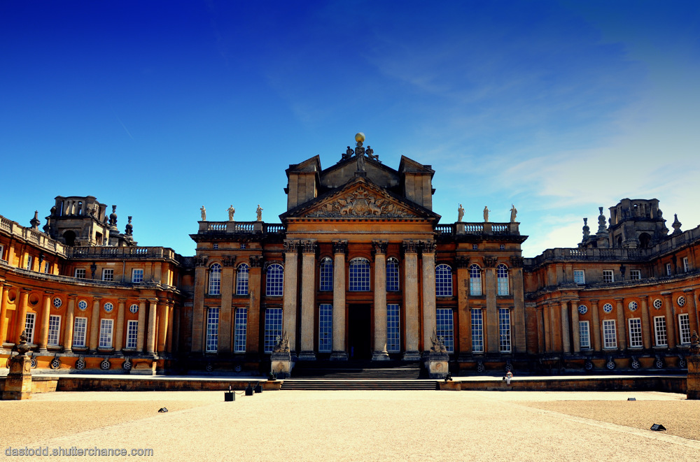photoblog image Blenheim Palace